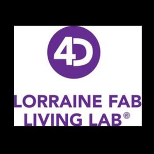 logo lorraine fab living lab