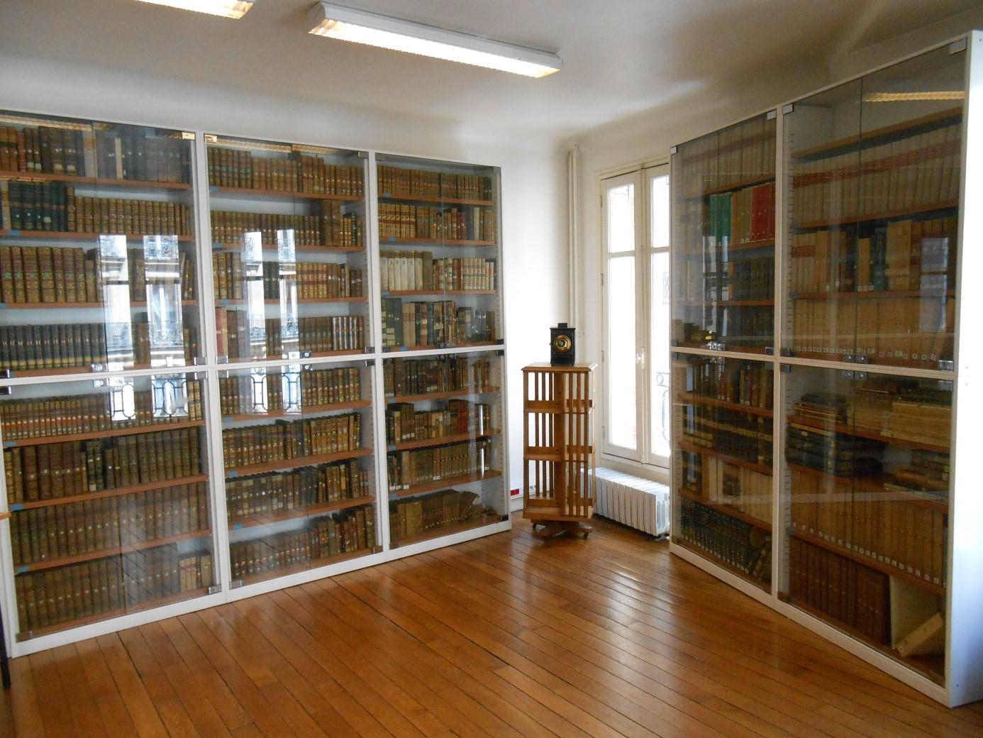 Fonds ancien de la bibliothèque