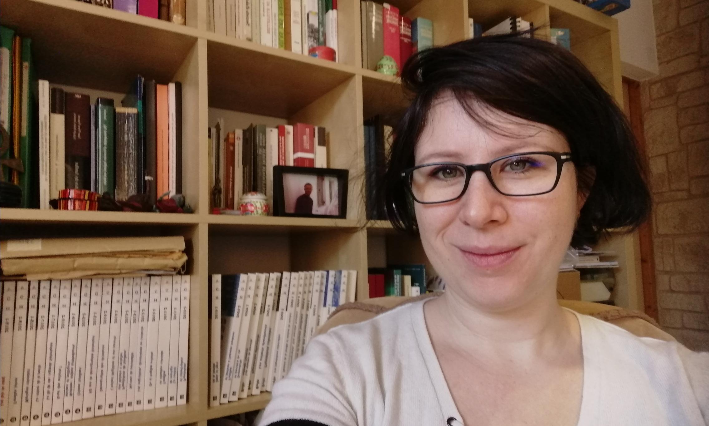 Parole de chercheurs >>> Sandra Brée