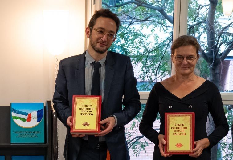Parole de Directeurs >>> Benjamin Guichard et Marie-Lise Tsagouria